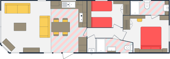 Sunseeker - Sunseeker Supreme  Floorplan
